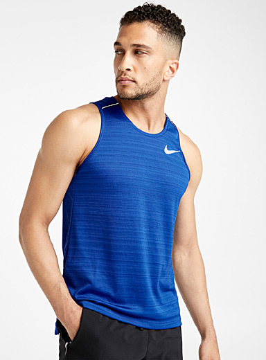 Miler micro perforated back tank