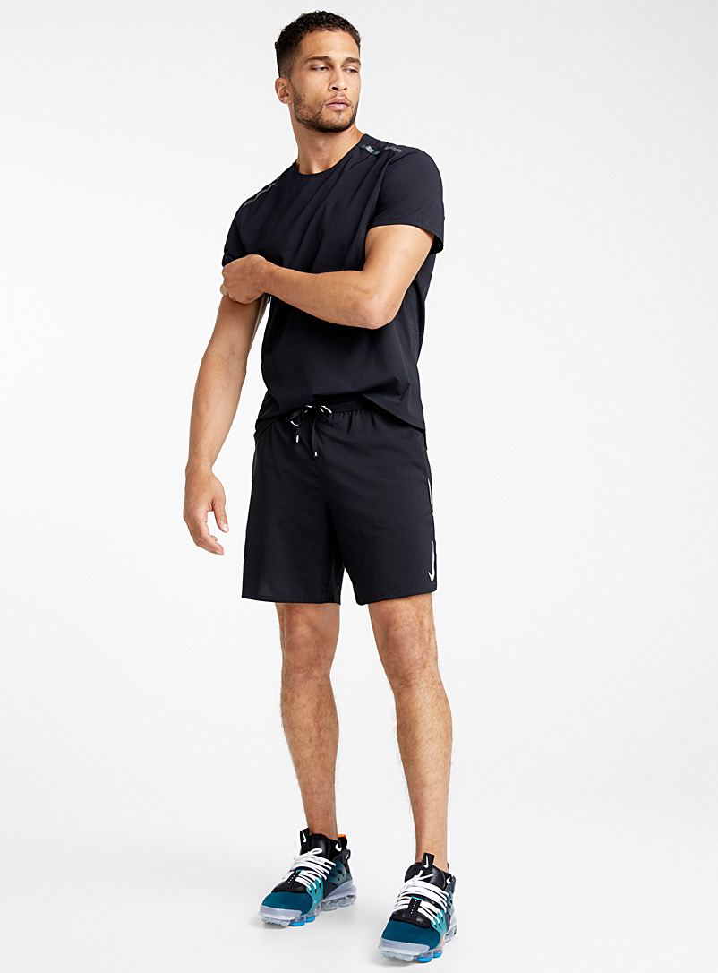 Le short fluide Flex Stride - Shorts - Noir