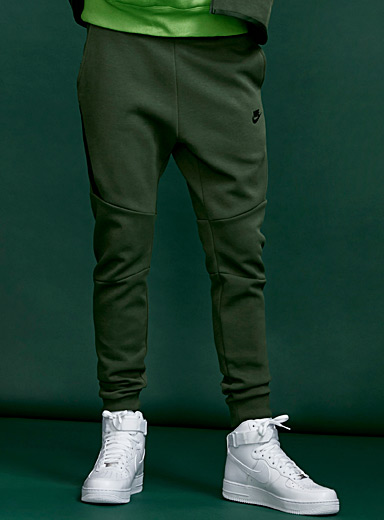 Tech Fleece angular seam joggers