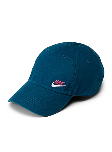 Nike Dark Blue Futura cap for women