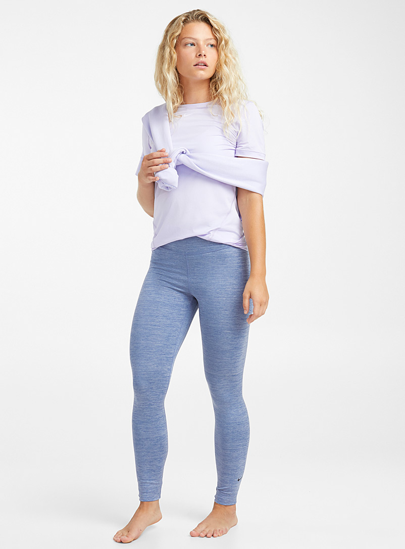 Micro perforated training tee - T-shirts - Lilacs