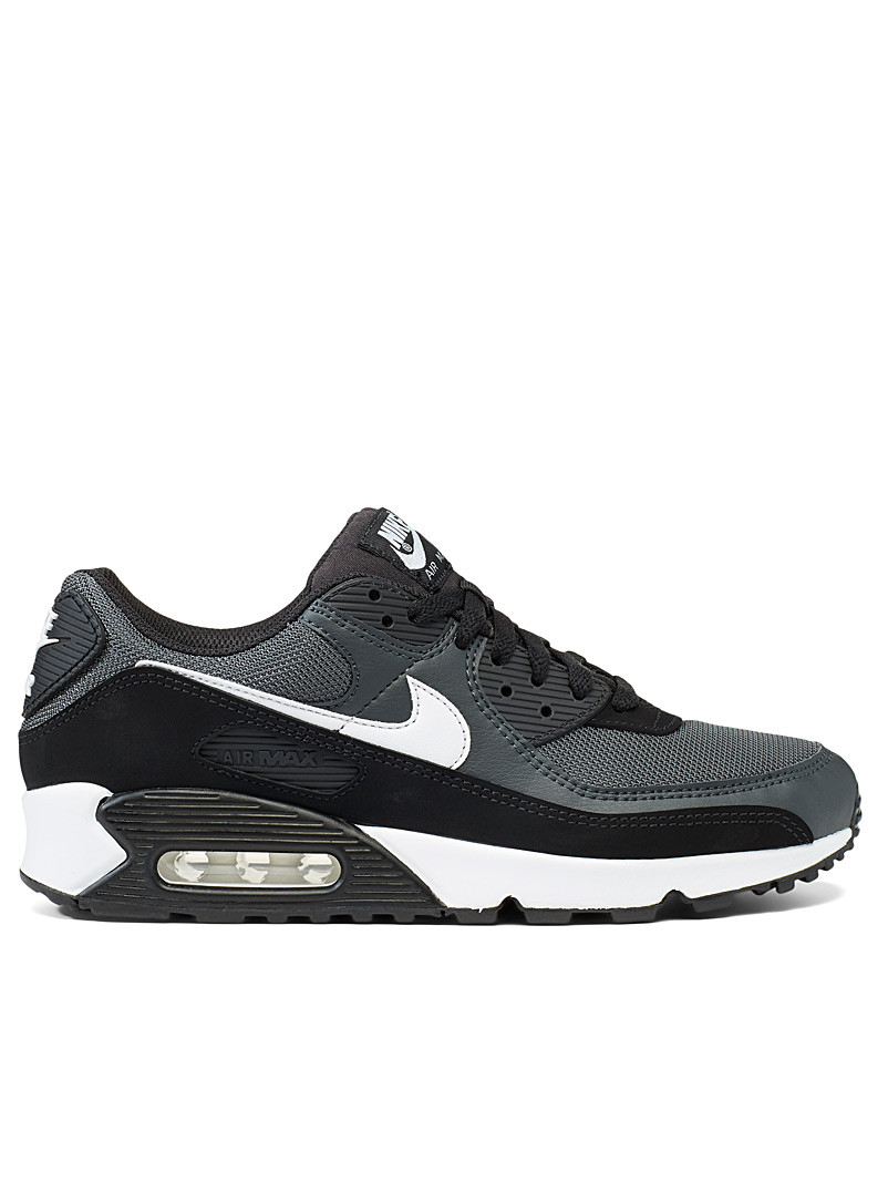 Nike Charcoal Air Max 90 sneakers  Men for men