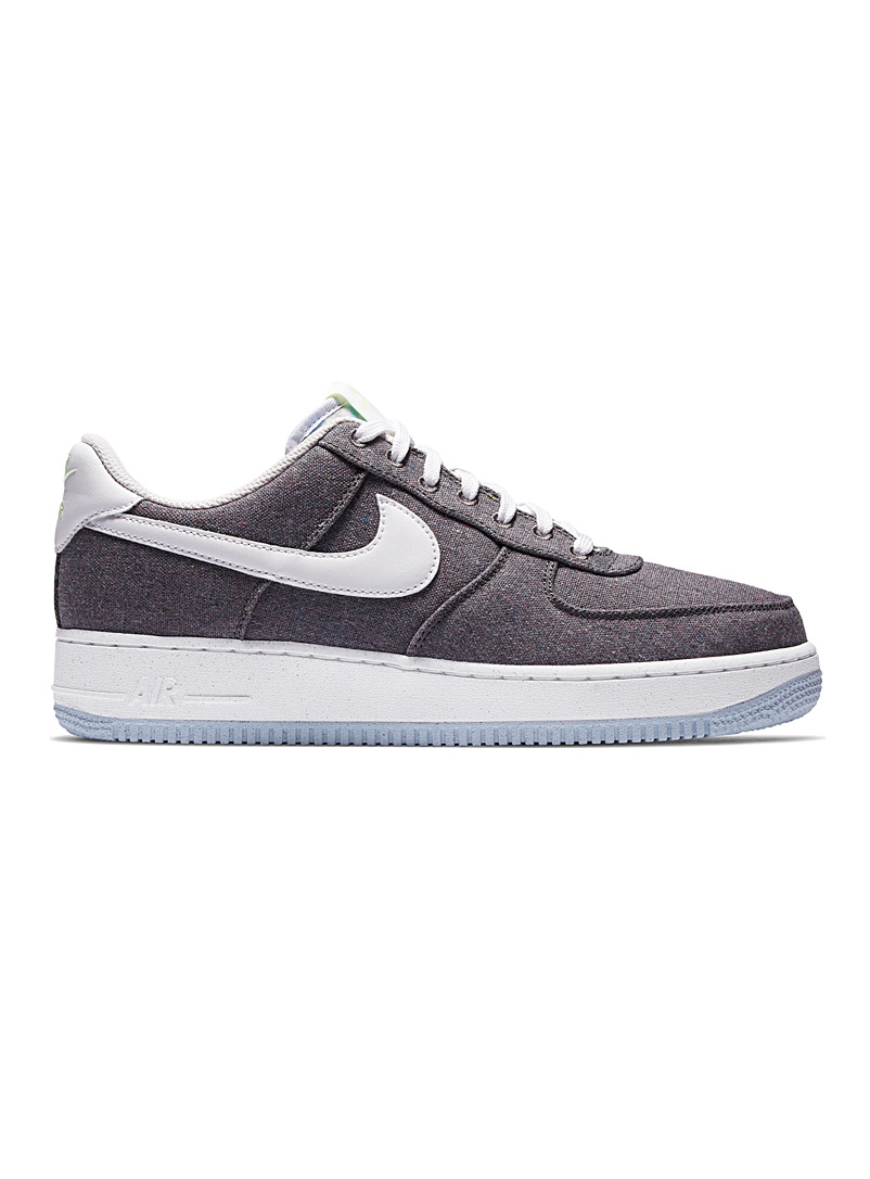 Nike Dark Grey Air Force 1 '07 recycled sneakers  Men for men