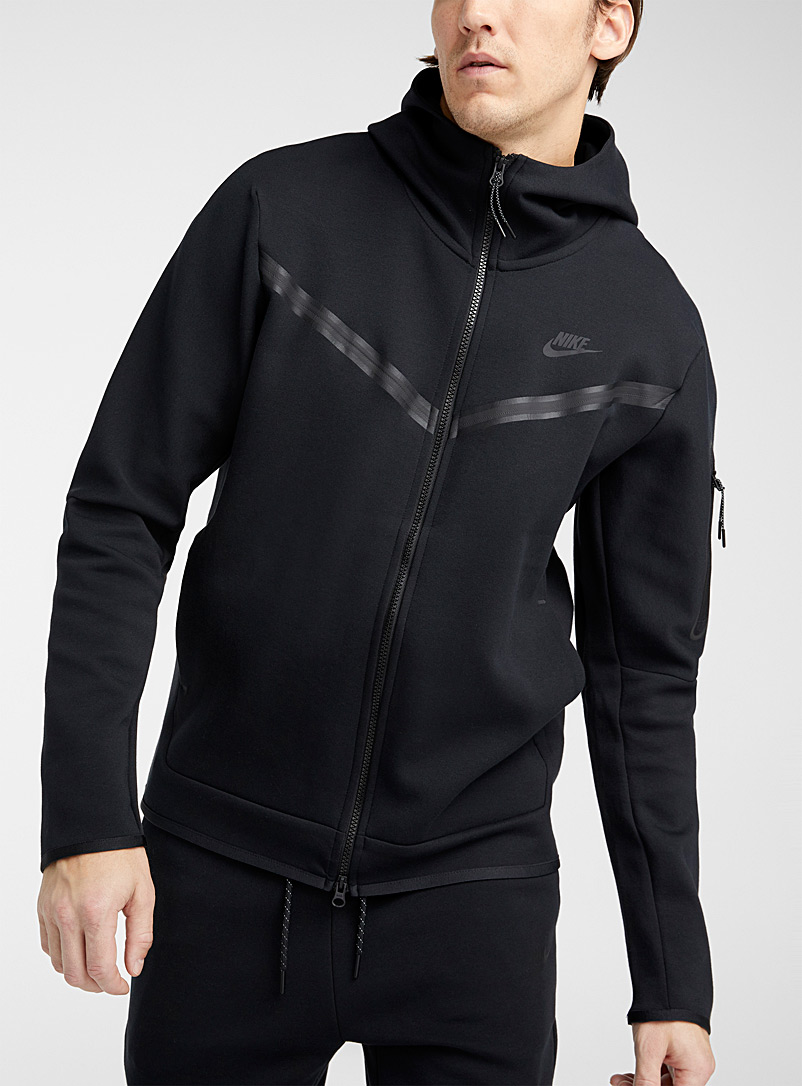 Tech Fleece zipped hoodie