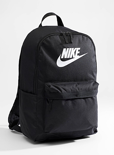 Heritage logo backpack