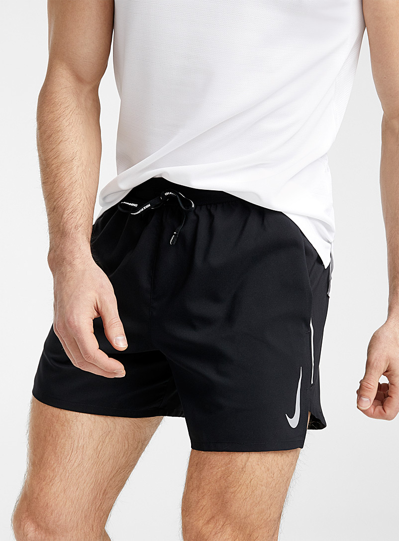 Nike Black Reflective band short for men