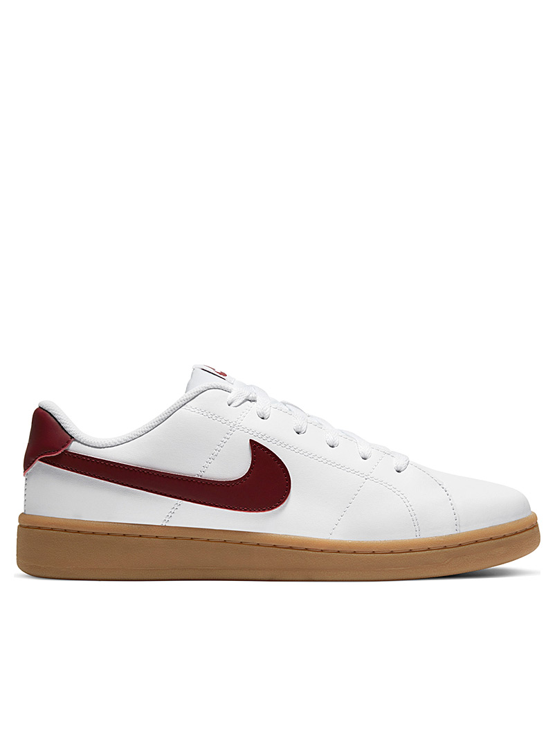 Nike Ruby Red Court Royale 2 sneakers Men for men