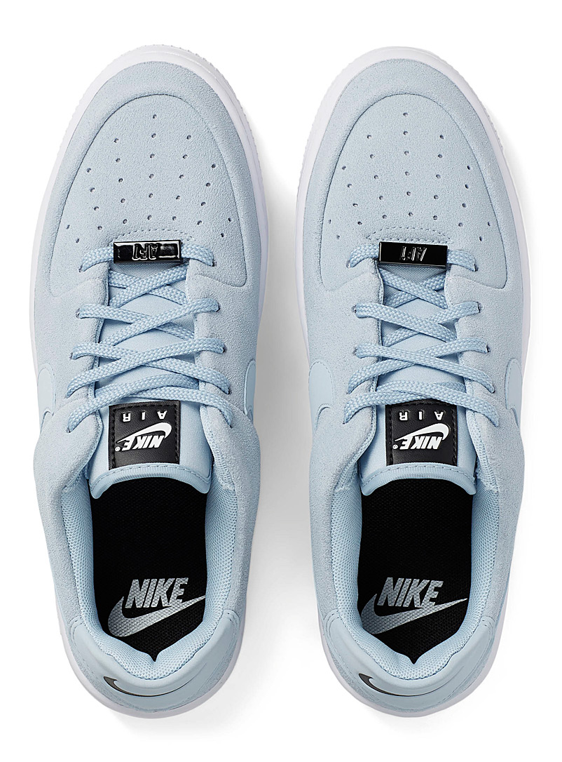 Nike Baby Blue Air Force 1 Sage Low sneakers  Women for women