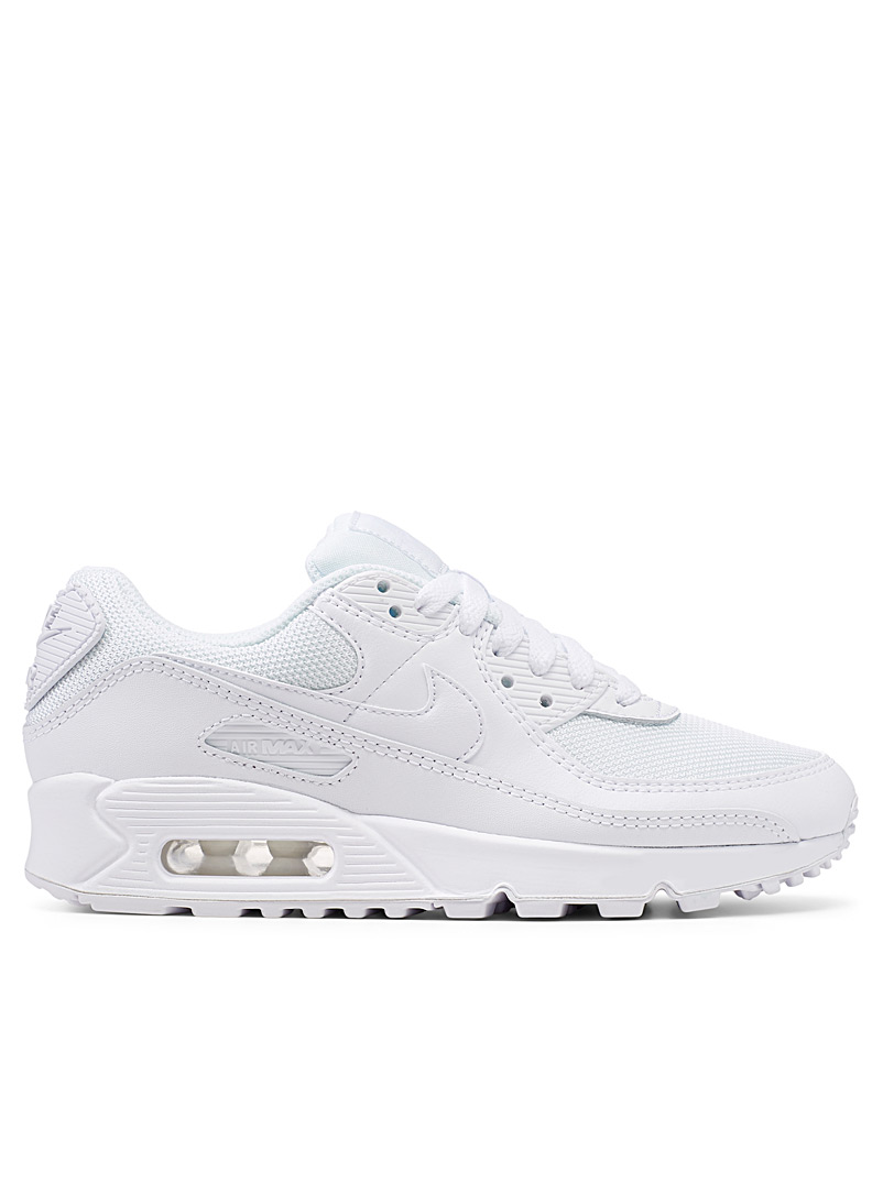 Nike White Air Max 90 sneakers  Women for women