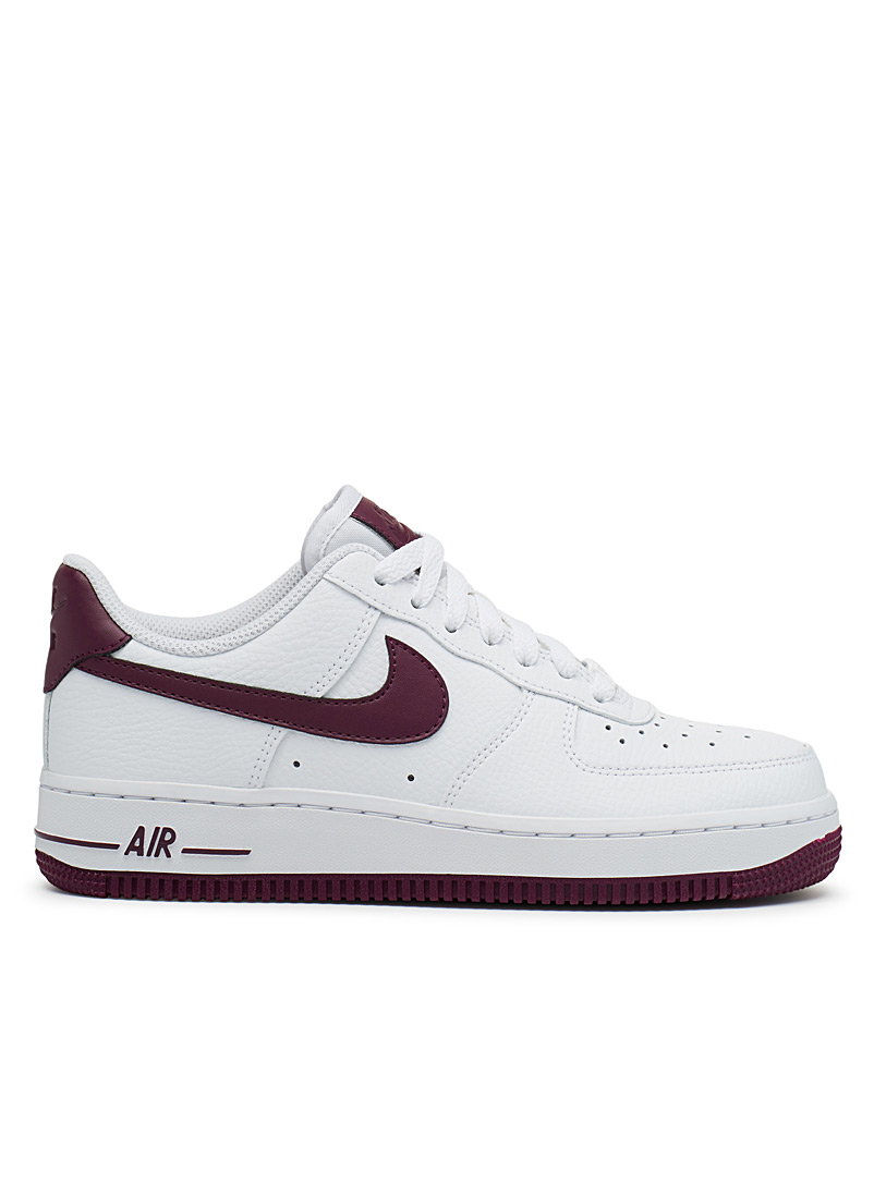Le sneaker Air Force 1 '07 deux tons  Femme - Sneakers