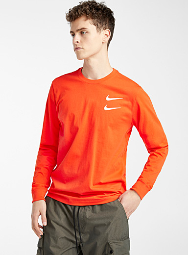 Double Swoosh T-shirt