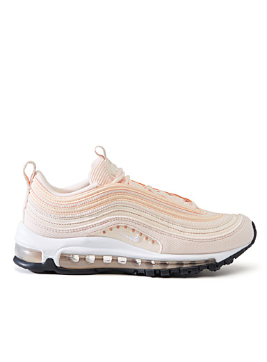 Peach Air Max 97 sneakers  Women