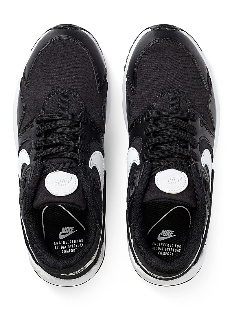 Nike Black LD Victory sneakers for women