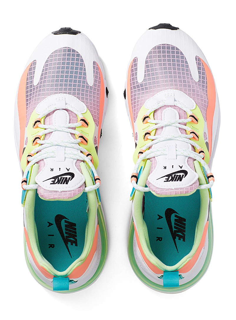 Nike Patterned Red Air Max 270 React sneakers  Women for women