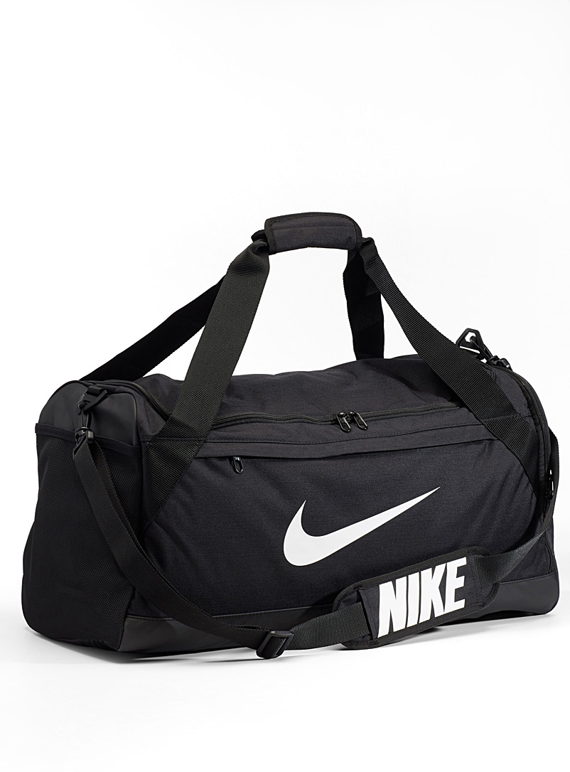 Quick viewFull details · Brasilia mixed-media duffle bag Can 42.00. Nike b5a196187a38f