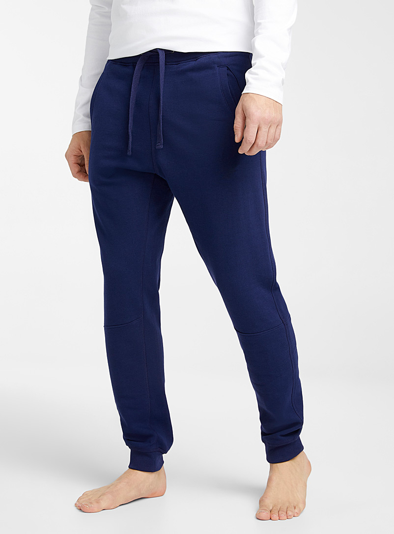 Solid lounge joggers
