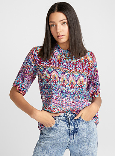 Psychedelic shirt