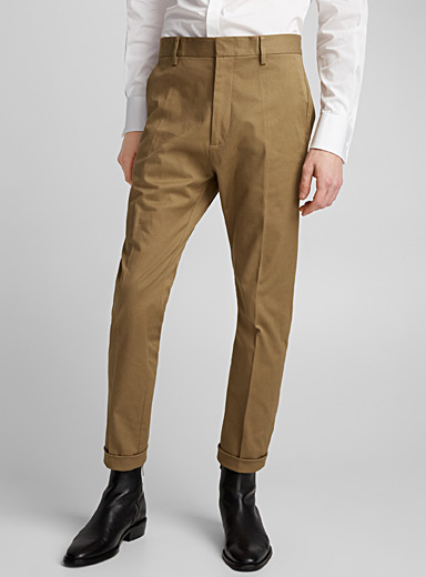 Fitted chinos