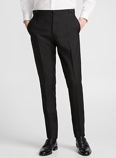 Le pantalon Black Satin