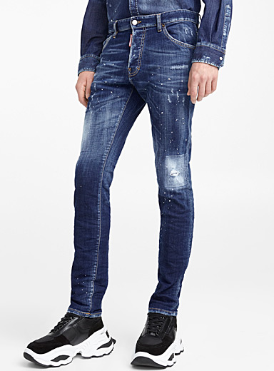 Le jeans Under Patch Cool Guy