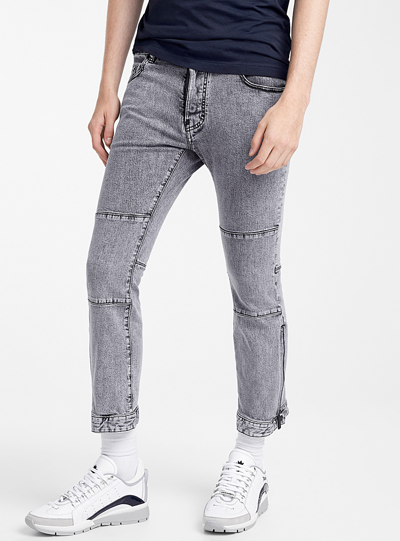 Faded Biker Ski jean - Dsquared2