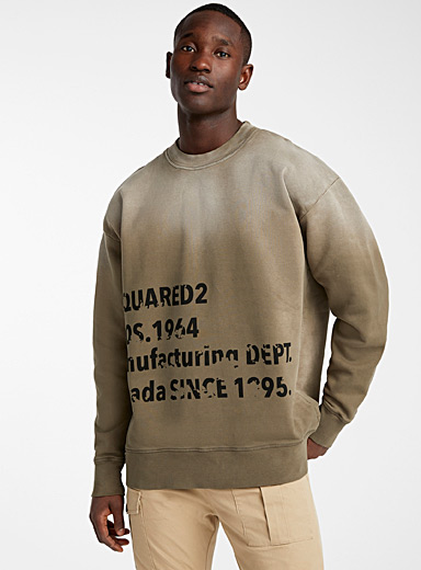 Industrial sweatshirt