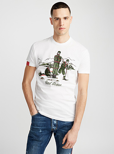 Le tee-shirt Bad Scout