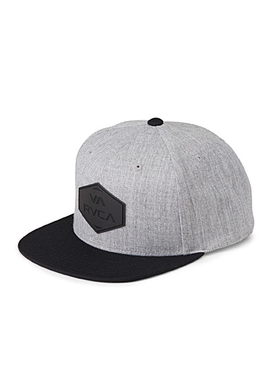 What logo cap