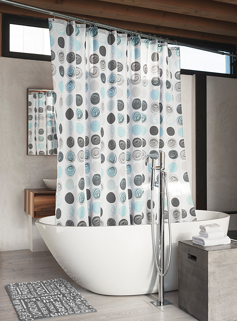 drawn-aqua-circle-print-shower-curtain
