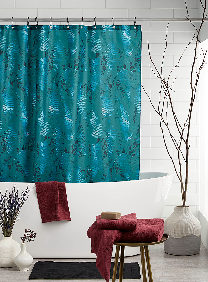 fern-forest-shower-curtain