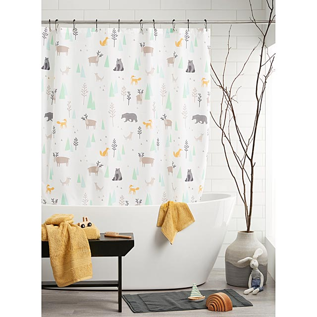 a-walk-in-the-woods-shower-curtain