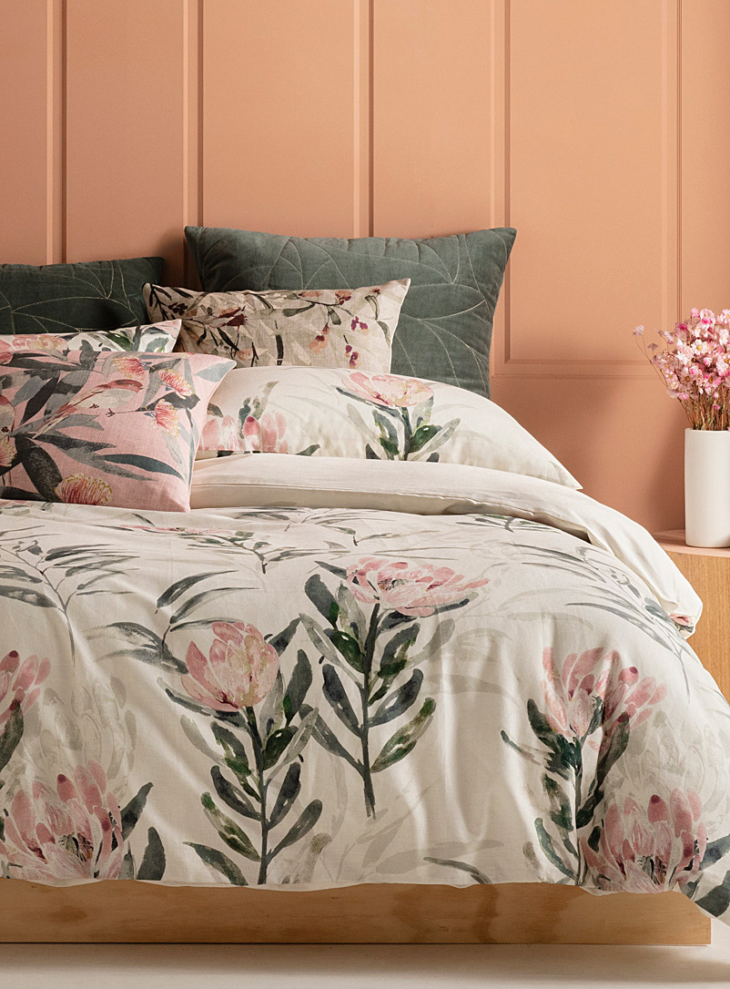 Kas Australia Assorted Anusa floral duvet cover set