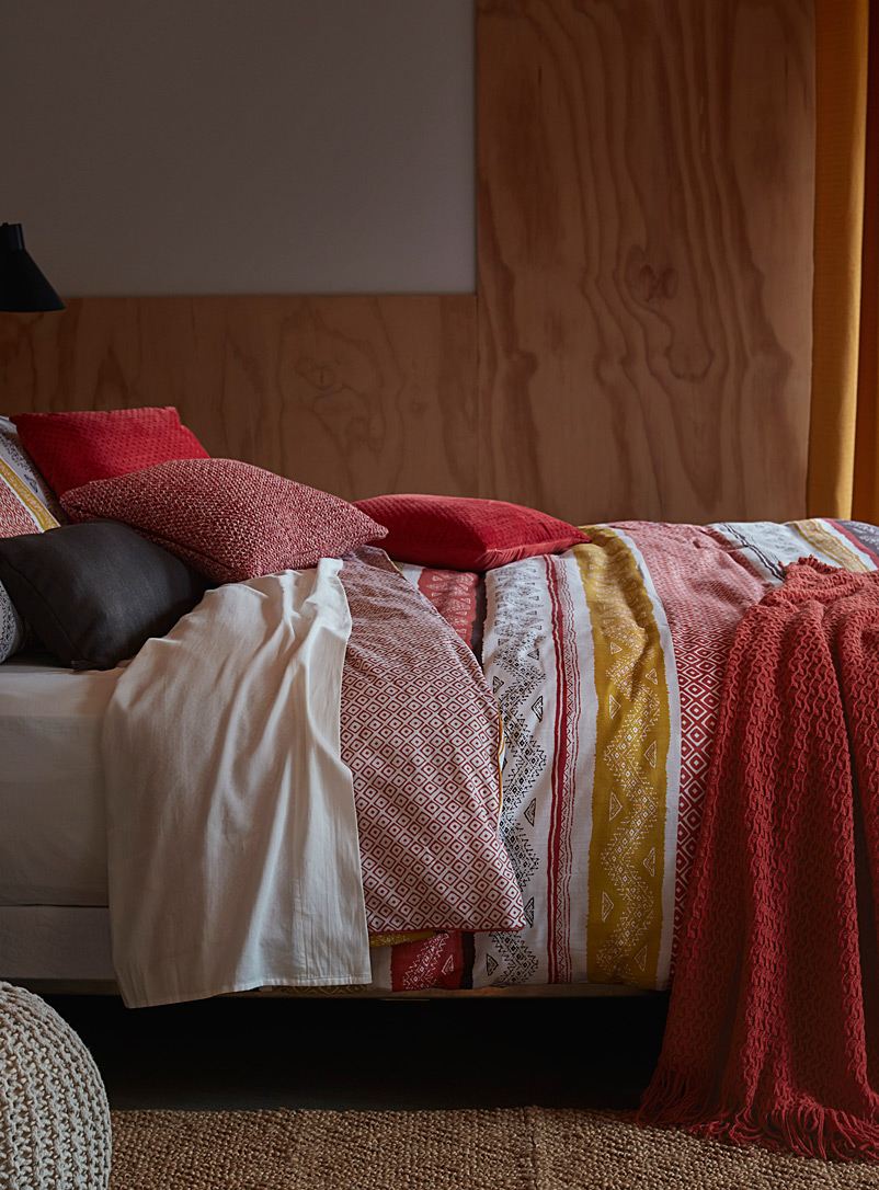 Spicy stripe duvet cover set - Duvet Covers - Assorted