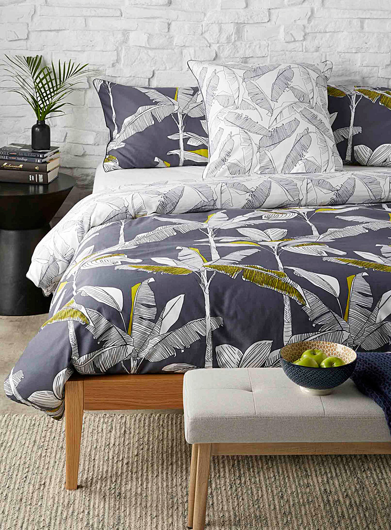 Palm grove duvet cover set - Duvet Covers - Assorted