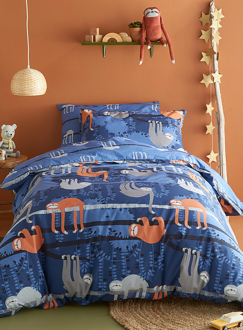 Sloth life duvet cover set - Duvet Covers - Assorted