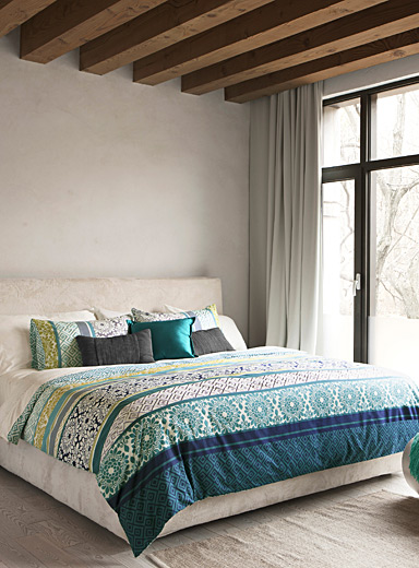 Bohemia tapestry duvet cover set