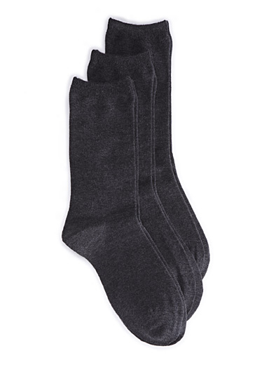 Classic socks  Set of 3