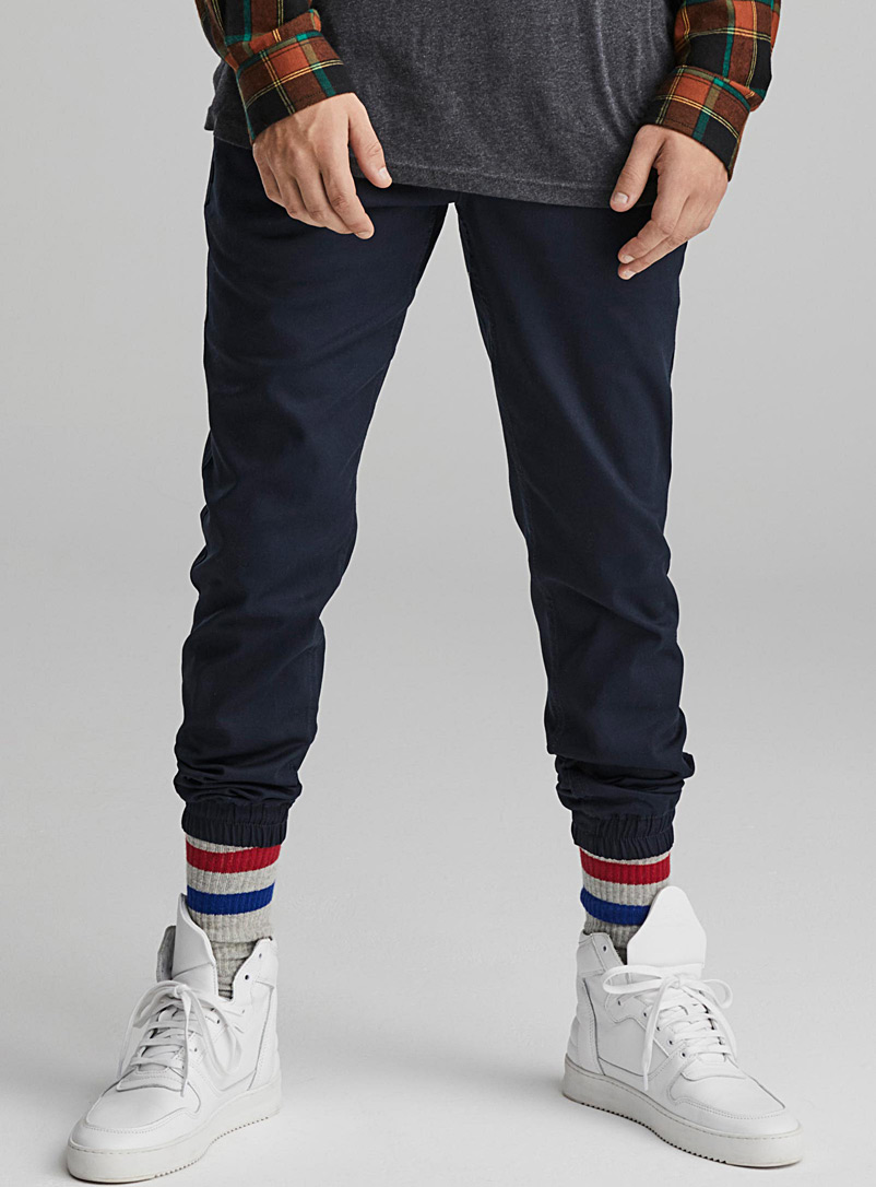 Le jogger The Runner - Joggers - Marine