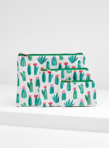 Cute travel makeup bag <br>Set of 3