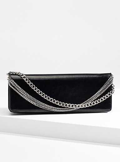 Chain evening clutch