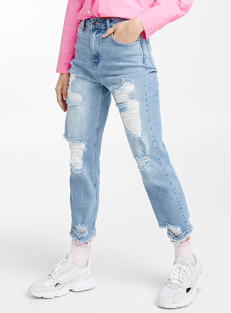 distressed-high-rise-straight-jean