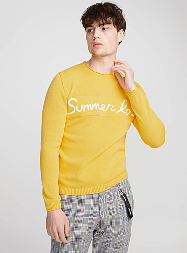 Le pull Summer Love