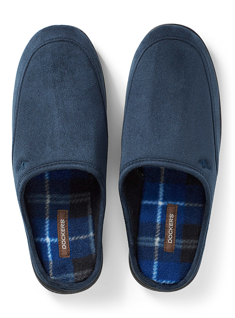 Dockers Marine Blue Nap mule slippers  Men for men