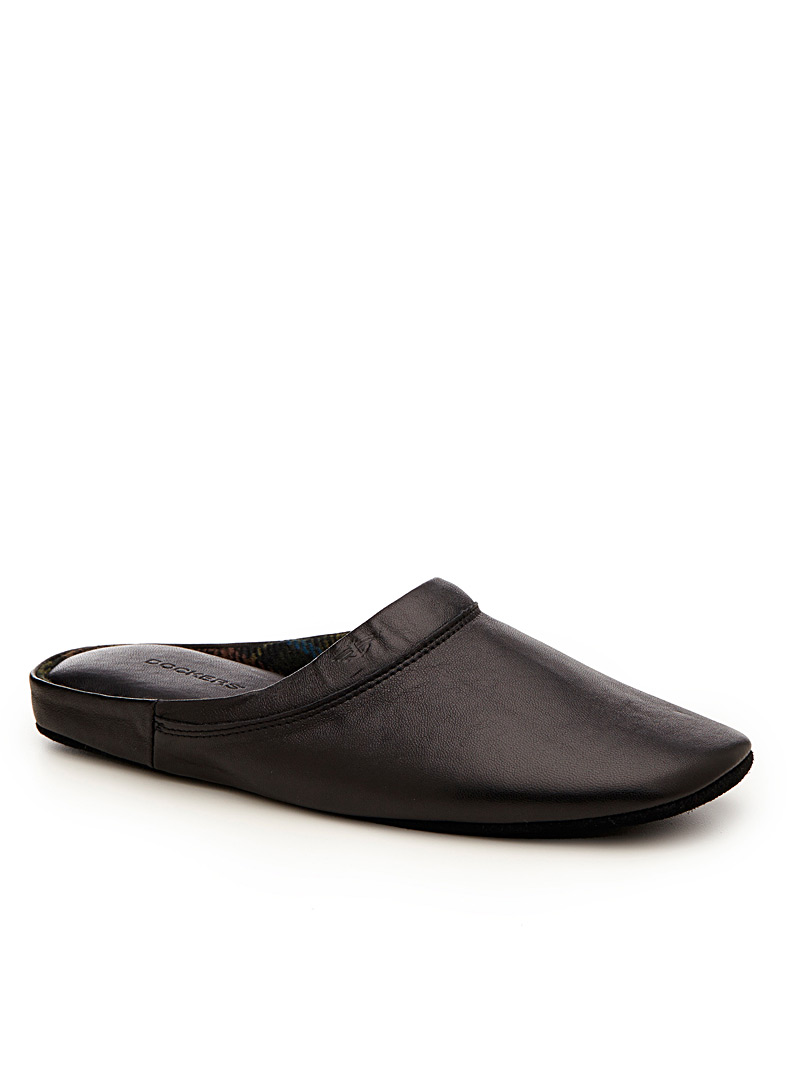 Aristocrat mule slippers  Men
