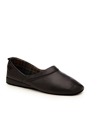 Dockers leather slippers