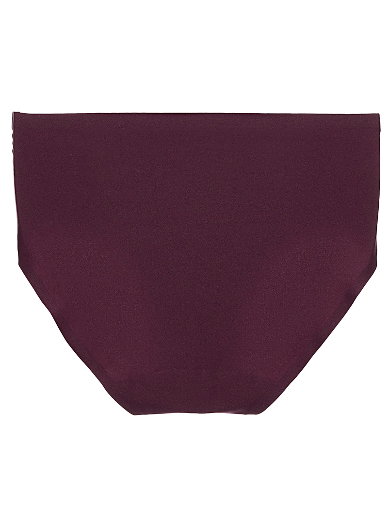 Minimalist silky hipster - Hipsters - Ruby Red