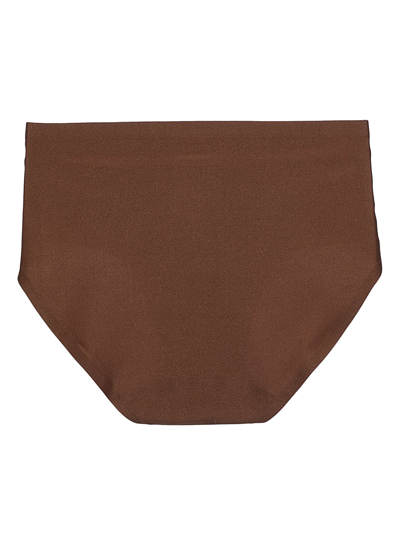 Chantelle Brown Soft Stretch hipster for women