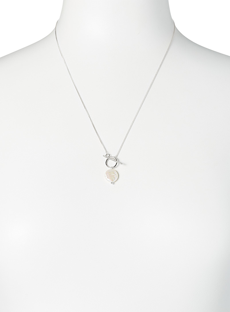 Simons Assorted Pearly pendant necklace for women