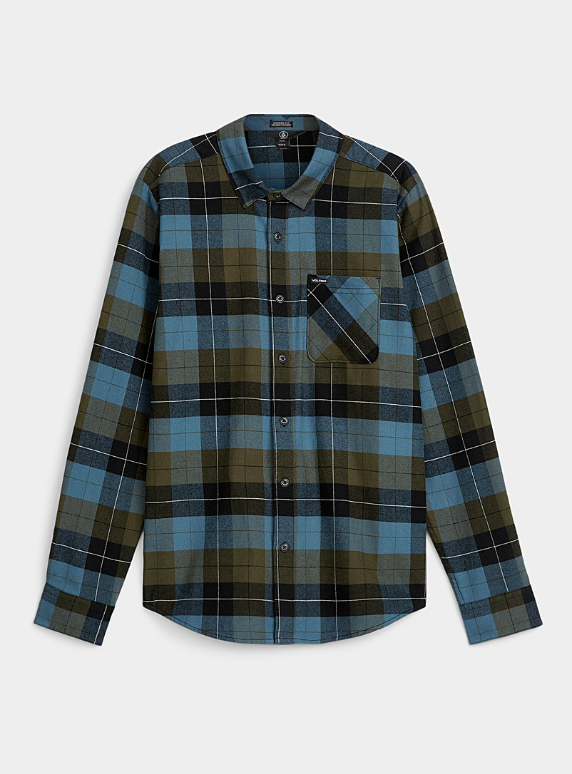 Bower plaid shirt
