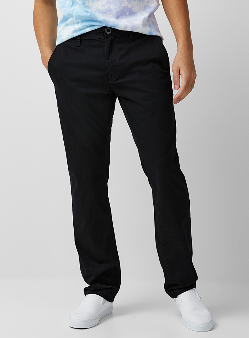 Frickin chinos  Straight fit - Straight fit - Black